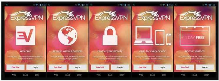 android vpn app