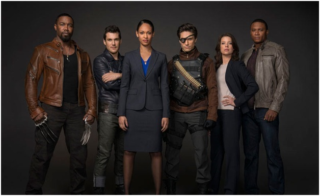 Amanda Waller and the Suicide Squad