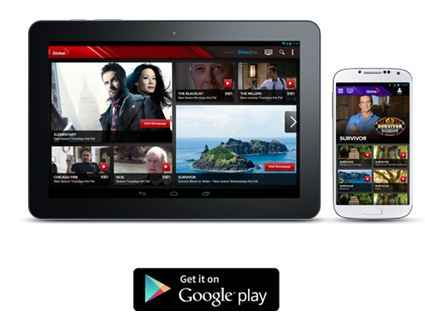 Global TV App for Android