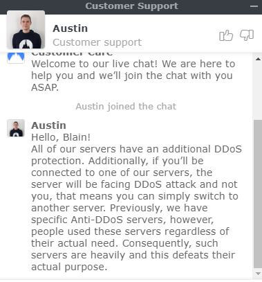 nordvpn-ddos-protection-feature-live-chat