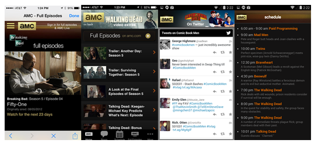 Watch AMC Television outside US