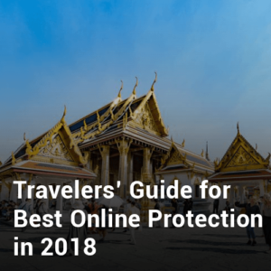 Travelers' Guide for Best Online Protection