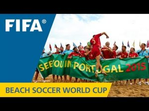 Unblock and Stream Beach Soccer World Cup 2015 from Anywhere