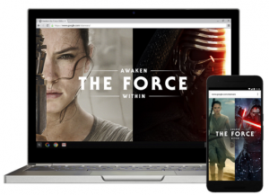 Awaken the Force Within Your Google Apps!