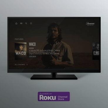 Roku-for-Paramount-Network