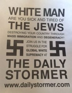 Thousand of Printer Hacked For Racist Flyers