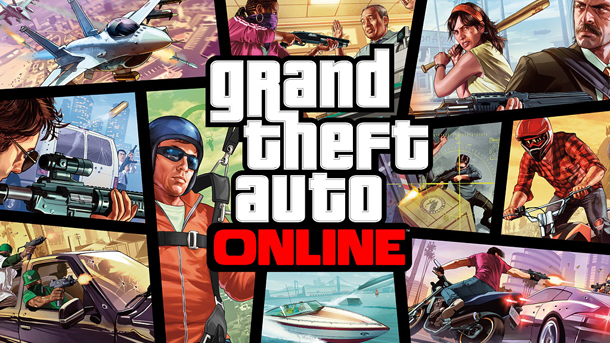 Grand Theft Auto Online Game unblocked
