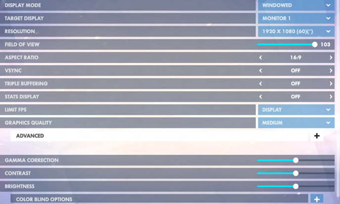 overwatch high ping issue