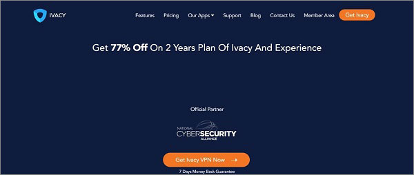 Ivacy Best VPN for Mexico