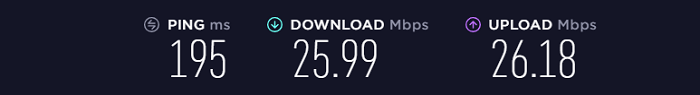 Speed-Test-with-VPN-One-Click