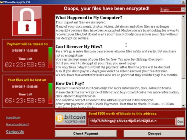 Protect Your Device from WannaCry Ransomware