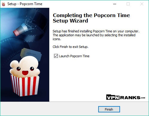 Step 7 to Install Popcorn Time for Windows