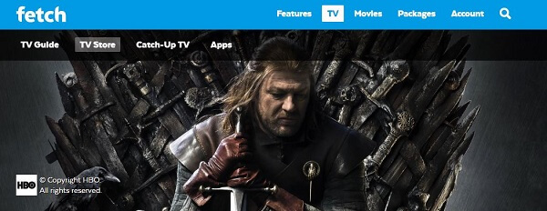 Fetch-TV-Game-of-Thrones-live