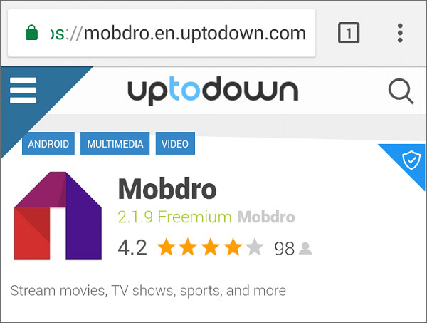 Mobdro-App-download