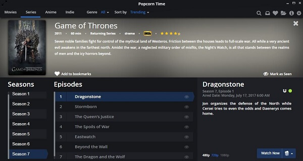 Popcorn-Time-Game-of-Thrones-live
