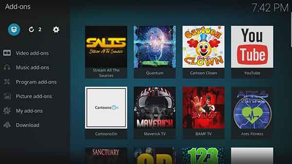 Genesis-on-kodi-step-3