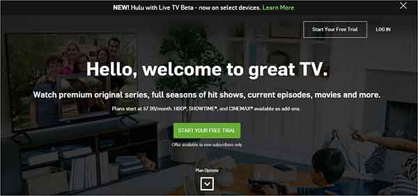 Popcorn-Time-alternatives--Hulu