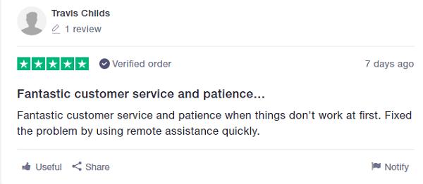 Zoolz-Trustpilot-Customer-Support