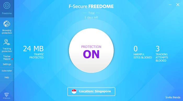 F-Secure-Freedome-Client