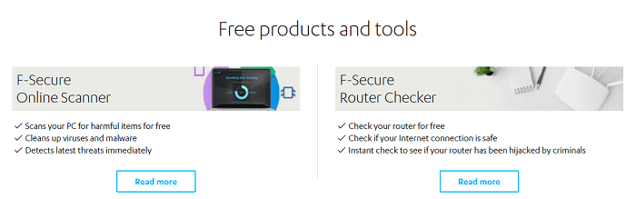 Free-F-Secure-Freedome-Tools