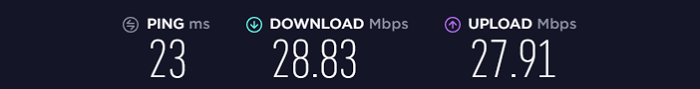 Speed-Test-without-VPN.Asia