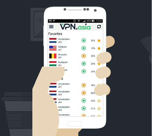 VPN.Asia-for-Android