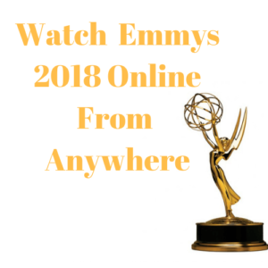 Where Can I Watch The Emmys 2018 Online