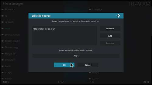 How-to-Stop-Kodi-Buffering-with-Ares-Repo-Step-2