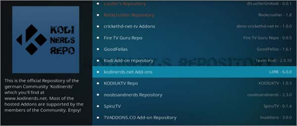 KODINERDS.Net-Repository-