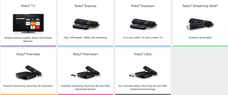 Roku-Devices