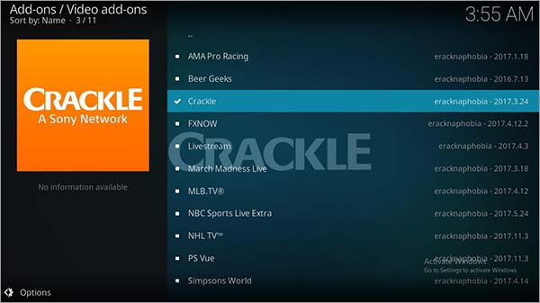 Crackle-Kodi-addon-for-Crackle-Streaming-