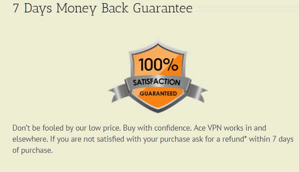 AceVPN-Money-Back-Guarantee