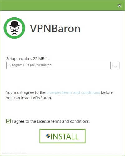 VPNBaron-for-Windows