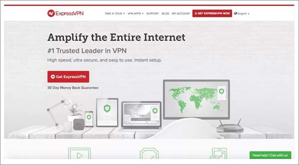 ExpressVPN for Users of Mac