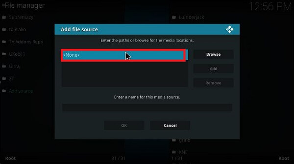 How-to-install-Placenta-Kodi-Kodi-Step-2