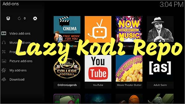 Lazy-Kodi-Repo-Best-Kodi-Repositories
