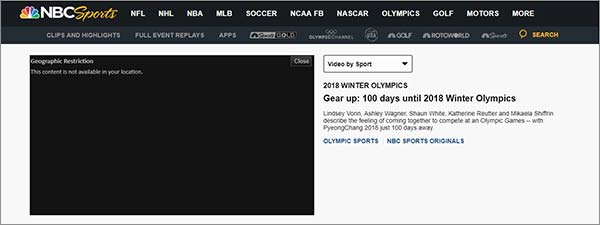 NBC-Region-blocking-Error-Message-for-Streaming-Winter-Olympics-2018