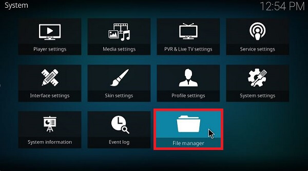 Step-1-How-to-install-Placenta-Kodi