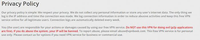 VPNBook-Privacy-Policy