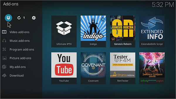 6-How-to-install-Ultimate-IPTV-Kodi-with-Kodil-Repo-Step-6