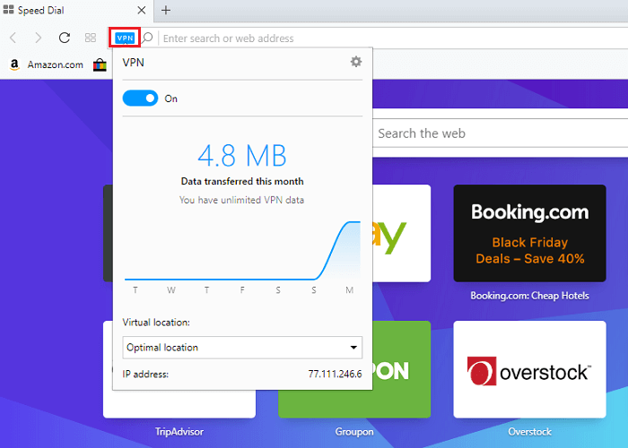 Opera-VPN-for-Browser
