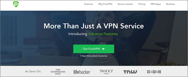 Purevpn - Second Most Speed VPN Service