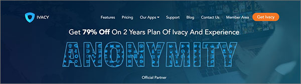 Ivacy VPN for JIO