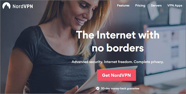 NordVPN best VPN for United Arabi Emirates