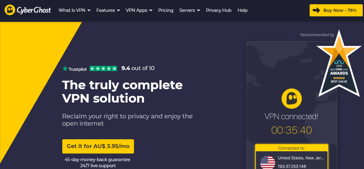 6 Best Free Trial VPN Services in 2019 - Few don't even require