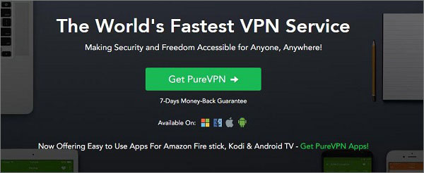 best-VPN-for-Nvidia-Shield-TV-PureVPN