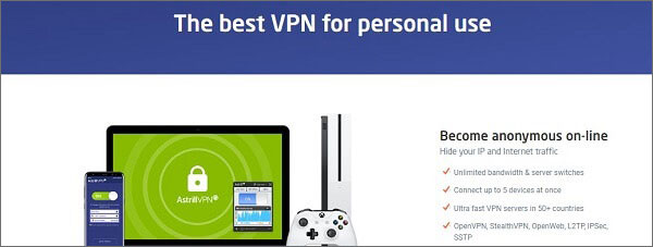 Personal-Astrill-VPN-Review