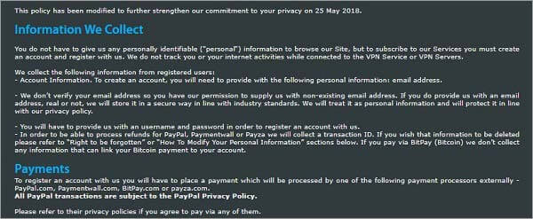 Privacy-Policy-VPNArea-Review