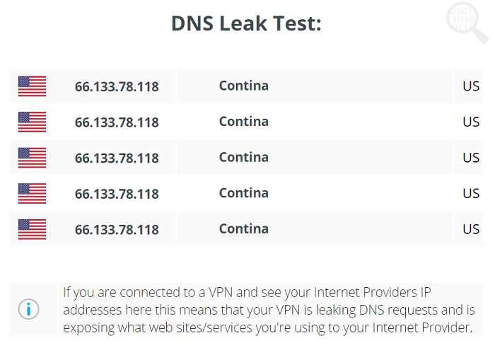 SecureVPN-Pro-DNS-Leak-Test