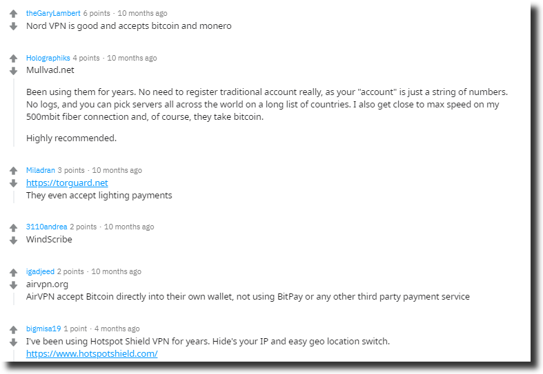 VPNs-that-accepts-bitcoin-payments